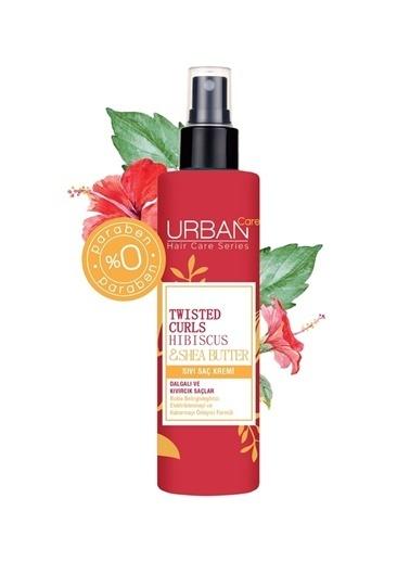 Urban Care Urban Care Twisted Curls Hibiscus & Shea Butter Sıvı Saç Kremi Renksiz